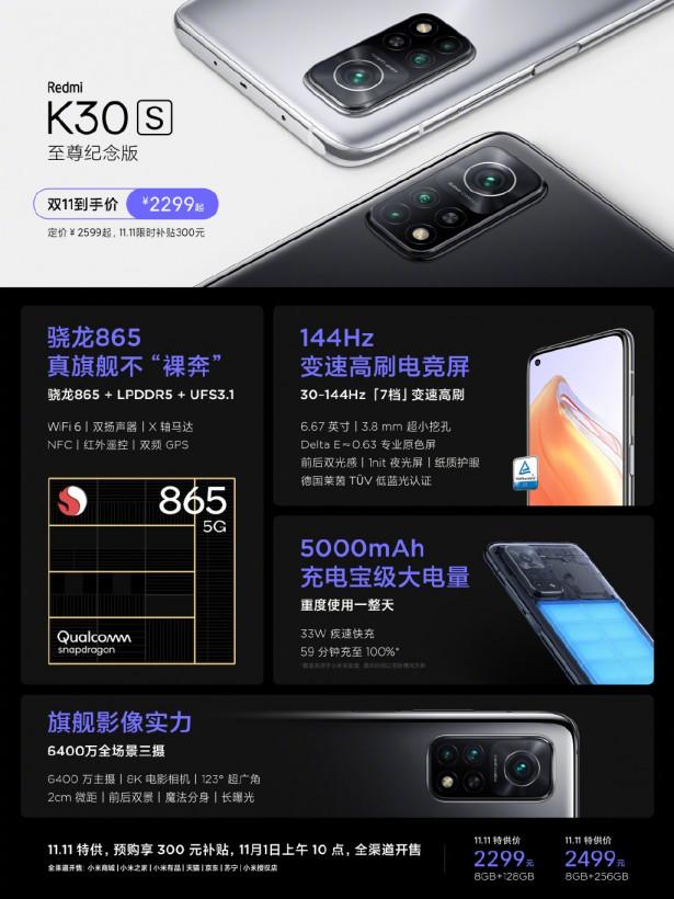 «Дешево и сердито»: Redmi представила самый недорогой и мощный смартфон на рынке (ФОТО)