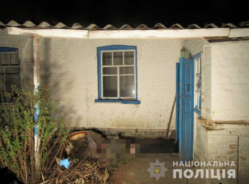 На Житомирщине пьяный мужчина забил до смерти односельчанина (ФОТО)