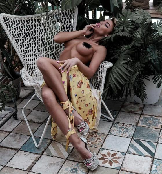 Фото для Playboy: Юлия Реутова снялась в откровенной фотосессии (ФОТО)