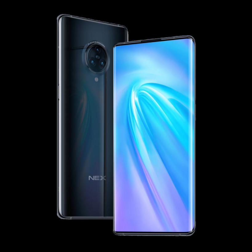 В Украине начали продавать первый в мире смартфон с экраном-водопадом (ФОТО)