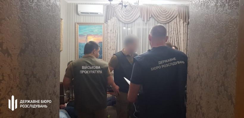 ГБР задержало мошенников, требовавших полмиллиона долларов за руководящую должность в «Укроборонпроме» (ФОТО)