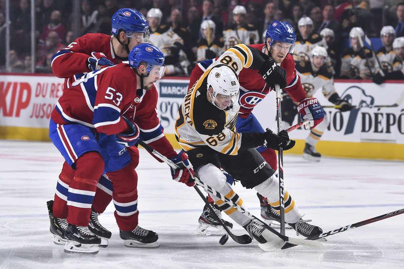 Обзор НХЛ 26 ноября: «Бостон» возглавил лигу, «Даллас» прервал результативную серию (ФОТО, ВИДЕО)