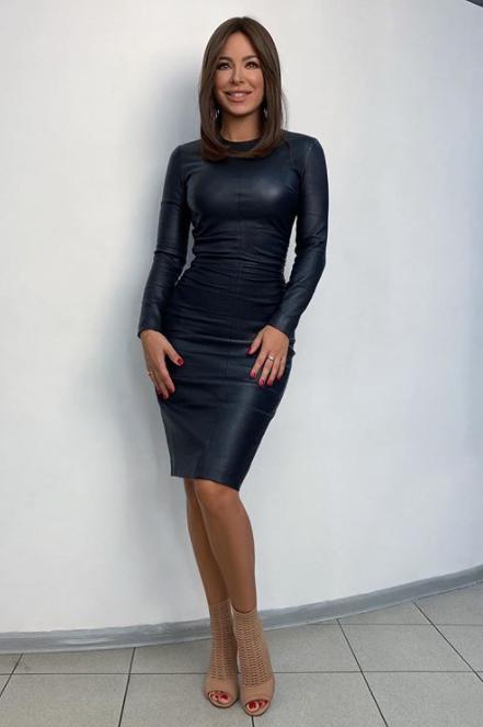 Ани Лорак с новой прической продемонстрировала стильный осенний образ (ФОТО)