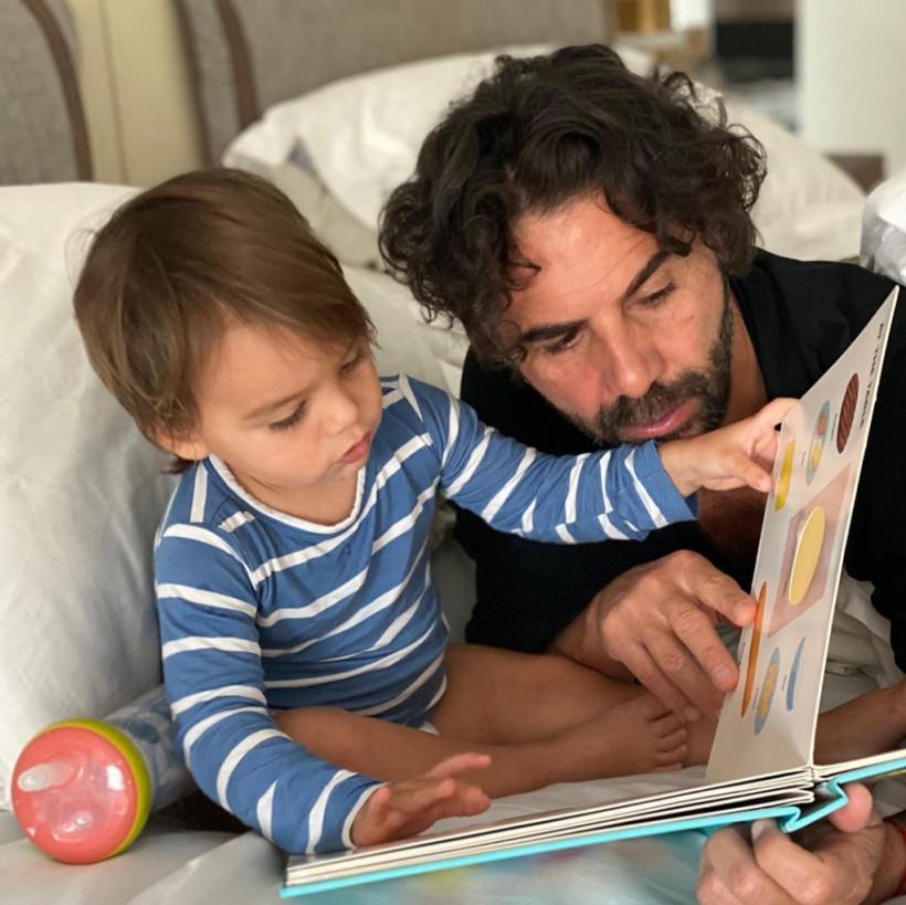45-летняя Ева Лонгория отметила день рождения сына (ФОТО)