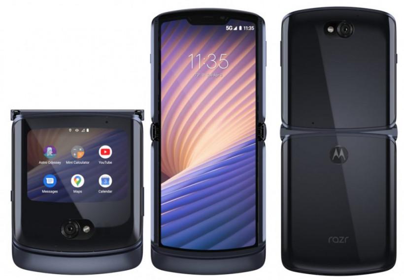 Стали известны технические характеристики анонсированного складного смартфона Razr 5G от Motorola (ФОТО)