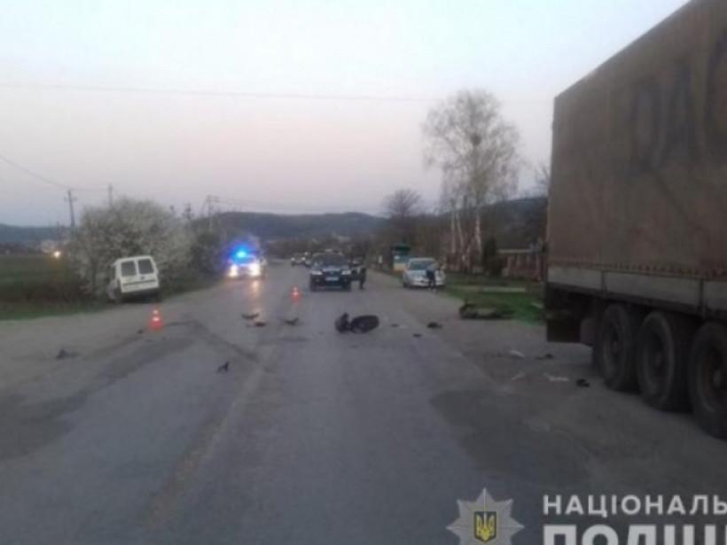 70-летняя жительница Тернопольской области погибла в ДТП: врезалась на скутере в авто (ФОТО)