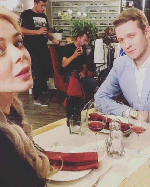 Алина Гросу поделилась фото с галантным незнакомцем (ФОТО)