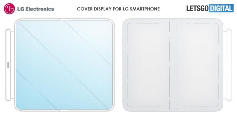 Разработчики LG придумали чехол с гибким дисплеем (ФОТО)