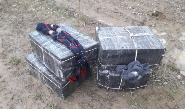 На Закарпатье пограничники не дали вывезти в ЕС почти 4 тысячи контрафактных пачек сигарет (ФОТО)
