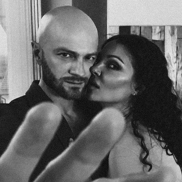 «Сколько страсти в глазах»: Влад Яма похвастался снимком с женой (ФОТО)