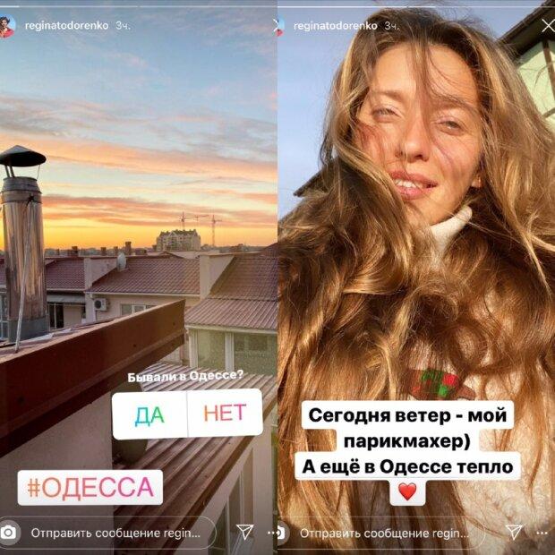Тодоренко вернулась в Украину и приняла участие в шоу (ФОТО)