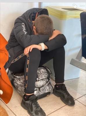 Из-за отмены авиарейсов 160 украинцев не могут вылететь из Италии (ФОТО)