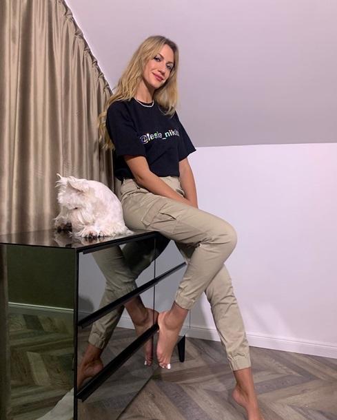 Леся Никитюк показала свою роскошную квартиру (ФОТО)