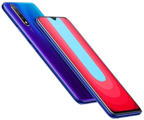 Компания Vivo предоставила новый смартфон U20 (ФОТО)