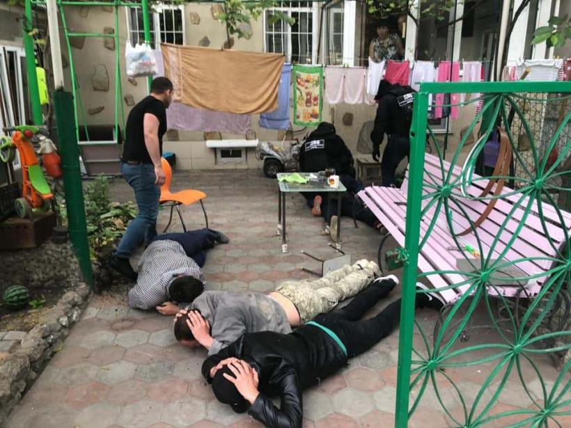 В Одессе разоблачили группу наркодилеров, торговавших европейским кокаином (ФОТО)